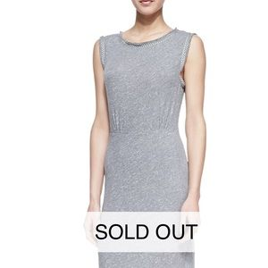 Free People Dresses - NWT Free People Sabrina maxi dress in grey heather